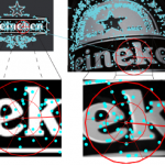 A Context-Dependent Kernel for Logo Recognition